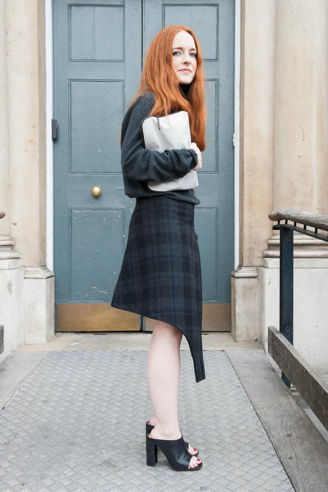 Street Style Nedelja mode u Londonu 4 Street Style: Nedelja mode u Londonu