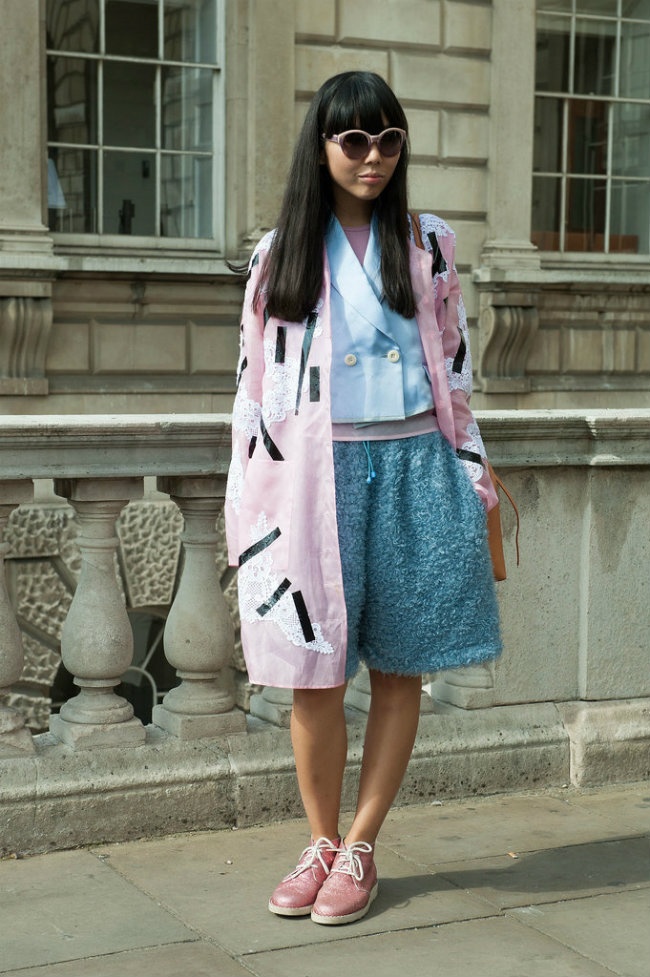 Street Style Nedelja mode u Londonu 9 Street Style: Nedelja mode u Londonu