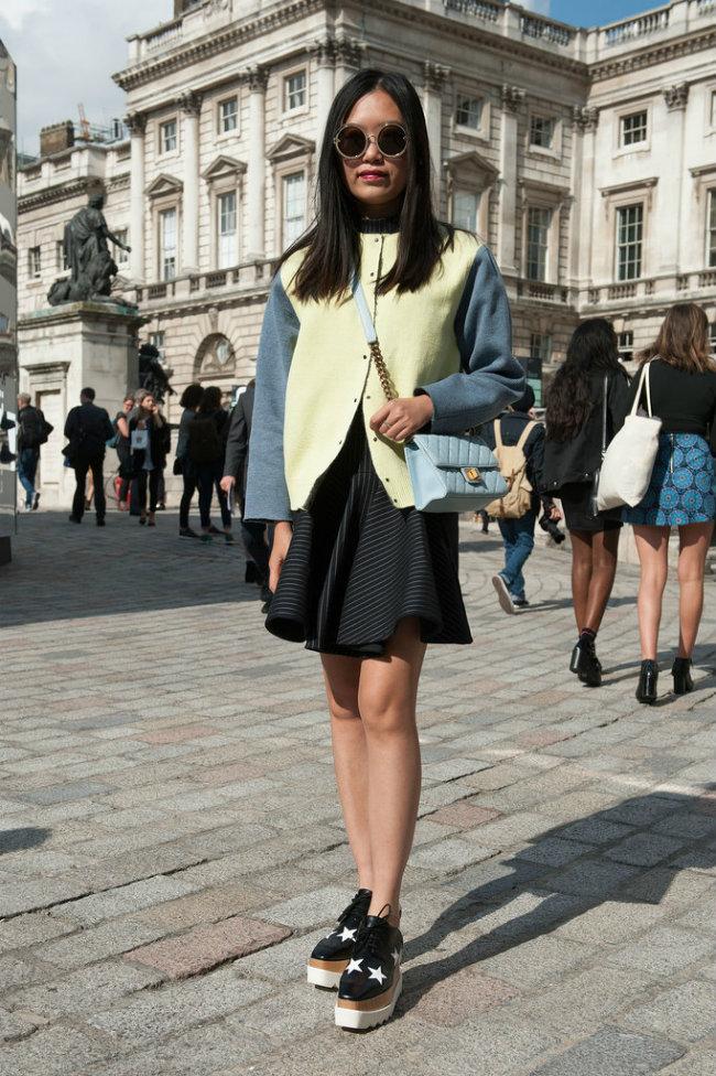 Street Style Nedelja mode u Londonu Street Style: Nedelja mode u Londonu