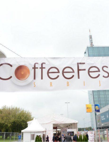 """Svečano otvoren prvi regionalni """"CoffeeFest"""""""