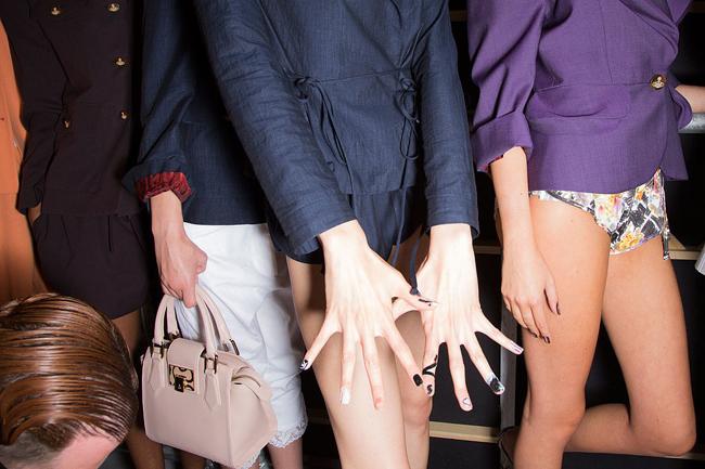 Vivienne Westwood manikir Hit manikiri sa londonske Nedelje mode