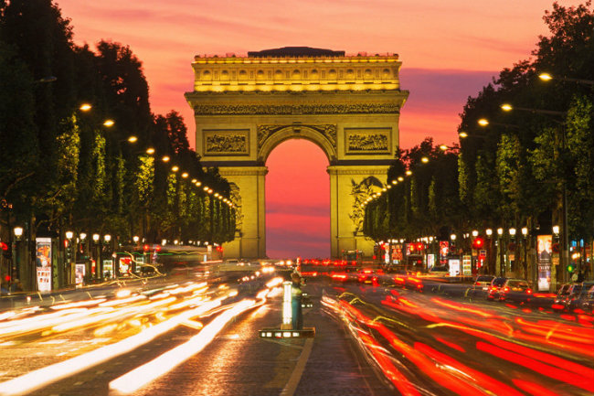 Vodič za Pariz Šanzelize Vodič za Pariz
