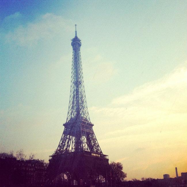 Vodič za Pariz Ajfelov toranj Vodič za Pariz