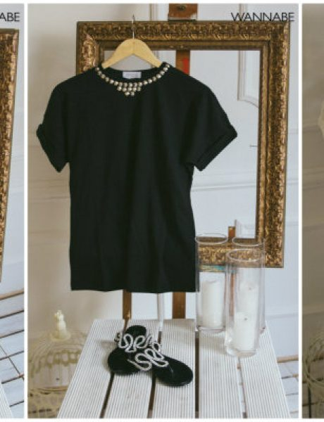 Wannabe giveaway: Osvoji majicu i papuče!