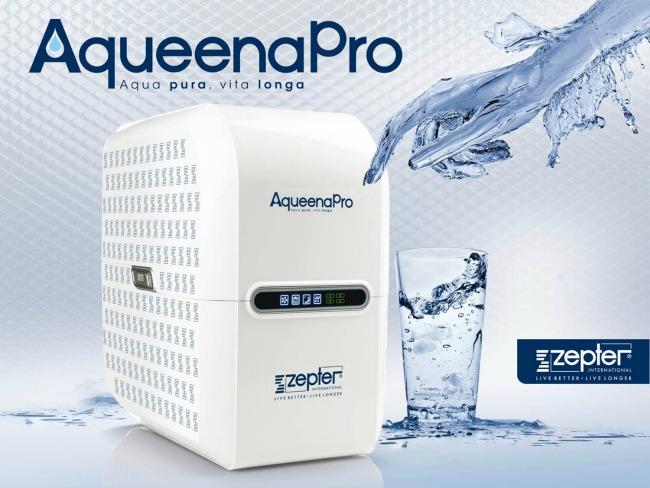 ZEPTER Svako ima pravo na čistu zdravu vodu: AqueenaPro