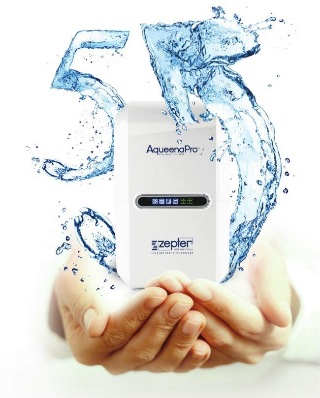 ZEPTER1 Svako ima pravo na čistu zdravu vodu: AqueenaPro