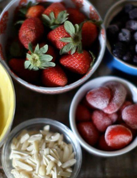 Zdrav doručak: Anioksidanti za početak dana