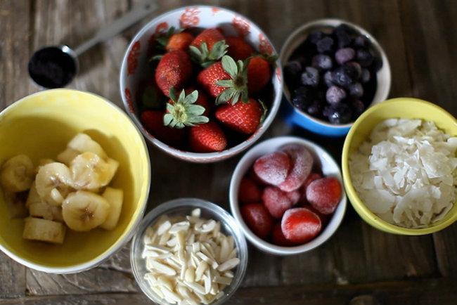 acai bobice Zdrav doručak: Anioksidanti za početak dana