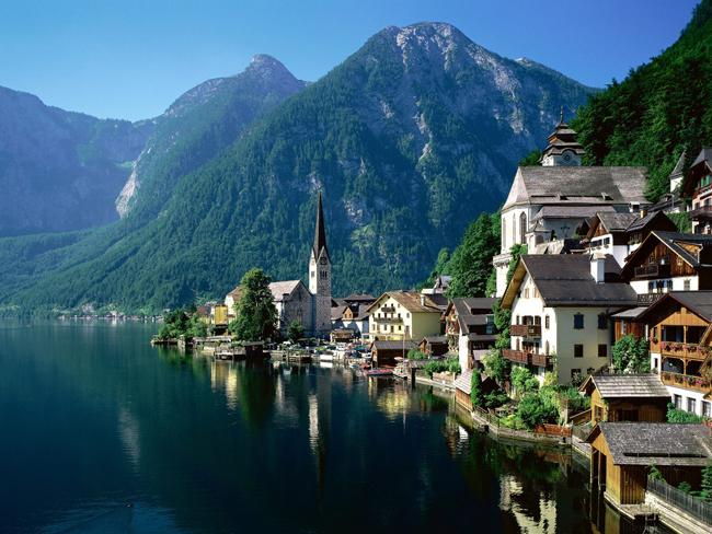 austrija alpi1 Najbolje lokacije na koje možete otputovati sami