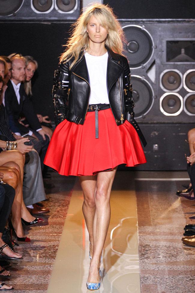 bajkerska jakna milano 10 trendova sa Nedelje mode u Milanu