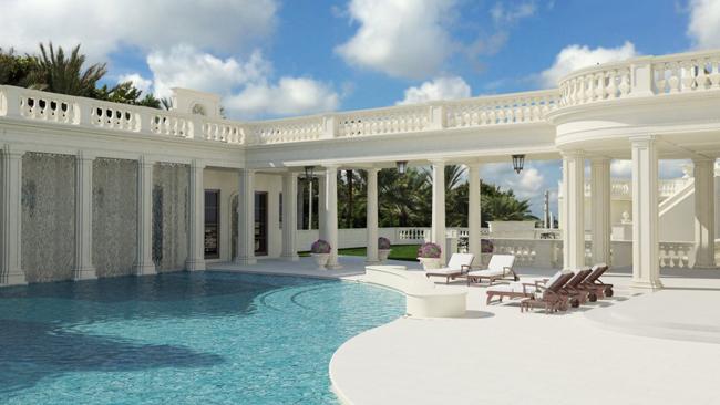 bazen Kuće bogatih: Najskuplja američka vila