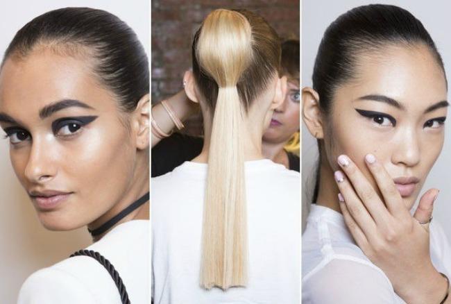 beauty trendovi sa nedelje mode u njujorku cushnie et ochs Ideal lepote sa Nedelje mode u Njujorku