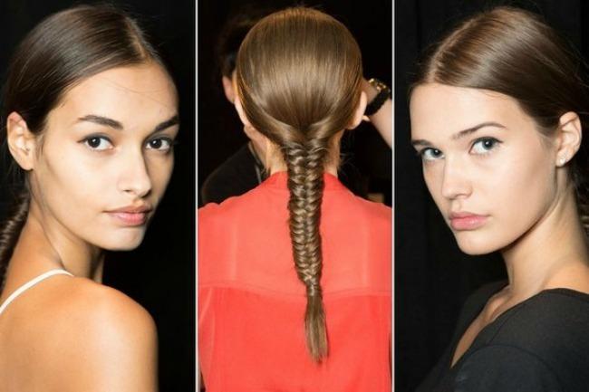 beauty trendovi sa nedelje mode u njujorku tome Ideal lepote sa Nedelje mode u Njujorku