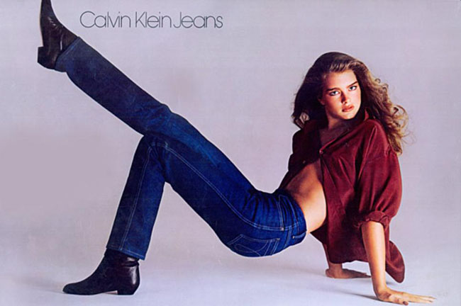 bruk silds Najbolji trenuci džinsa u istoriji pop kulture