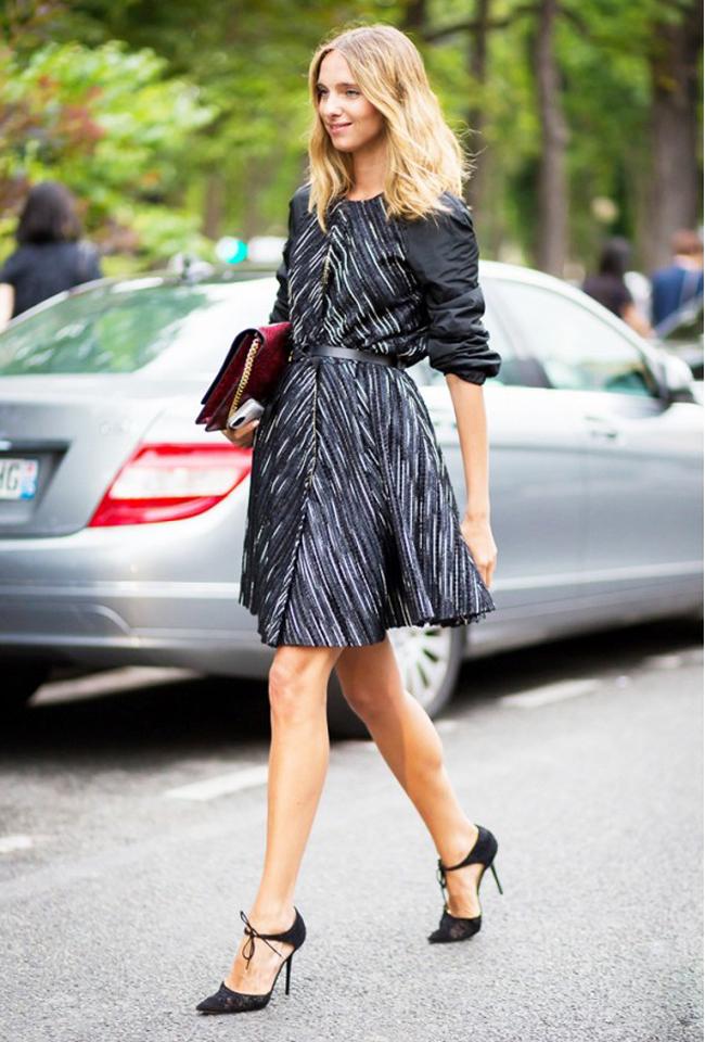 cipele sa pertlom Obuća za (skoro) svaku haljinu