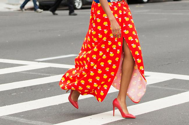 crvene cipele Obuća kojom ćete biti opsednuti ove jeseni