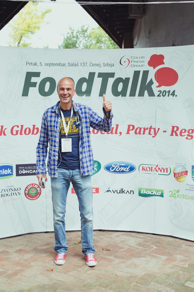 doktor filgud Završen FoodTalk2014