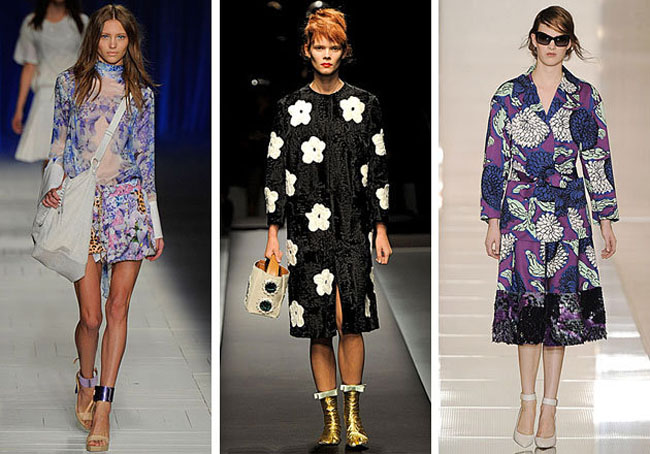floral milano 10 trendova sa Nedelje mode u Milanu
