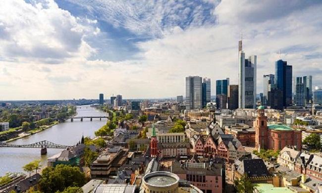 frankfurt Put oko sveta: Frankfurt na Majni