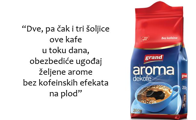 grand dekofe Trudnoća i kofein: Tako bih rado popila kafu da li smem?