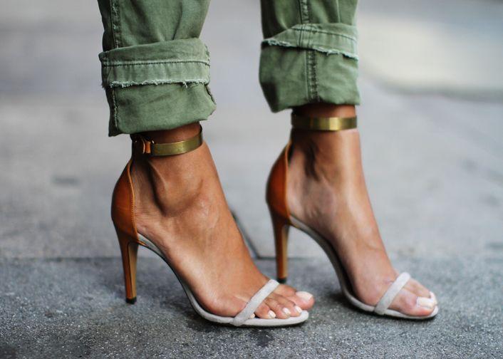 heels Kako da lakše preživite dan na visokim potpeticama