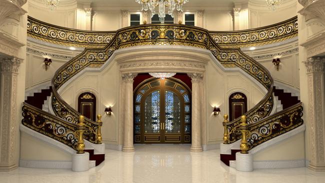 hodnik Kuće bogatih: Najskuplja američka vila