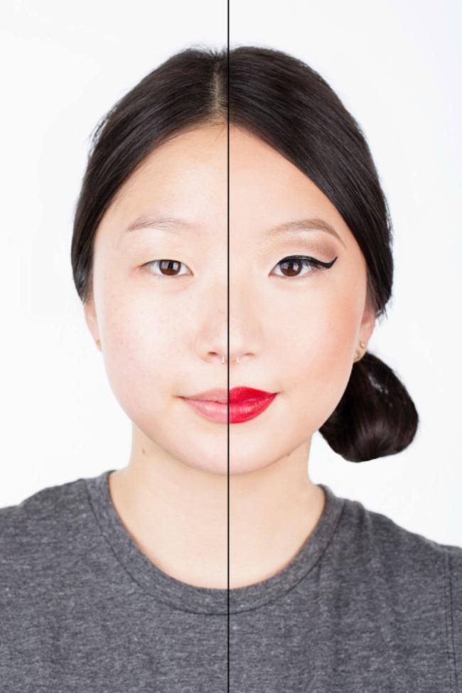 inspirativne fotografije lepota je u ocima posmatraca 1 Lepota: Neverovatna moć šminke