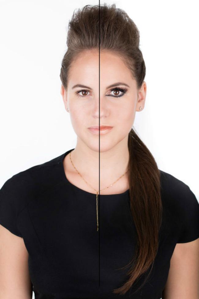 inspirativne fotografije lepota je u ocima posmatraca 2 Lepota: Neverovatna moć šminke
