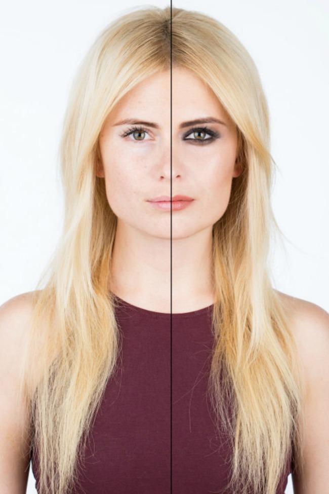 inspirativne fotografije lepota je u ocima posmatraca 3 Lepota: Neverovatna moć šminke