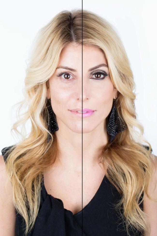 inspirativne fotografije lepota je u ocima posmatraca 4 Lepota: Neverovatna moć šminke