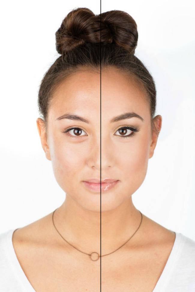 inspirativne fotografije lepota je u ocima posmatraca 5 Lepota: Neverovatna moć šminke