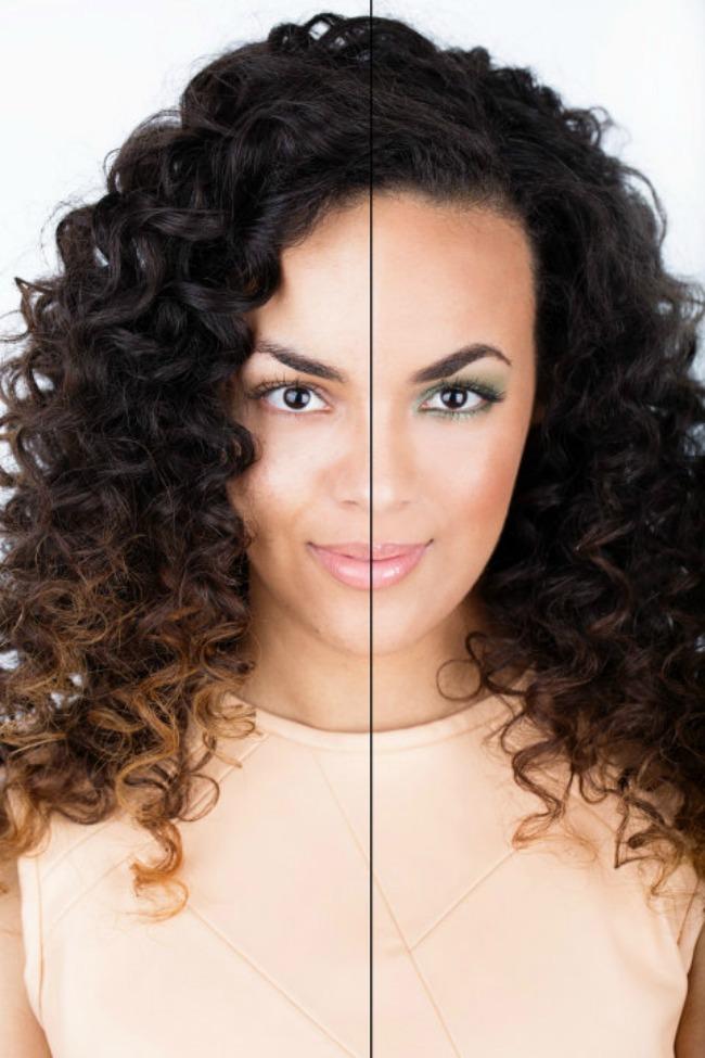inspirativne fotografije lepota je u ocima posmatraca 6 Lepota: Neverovatna moć šminke