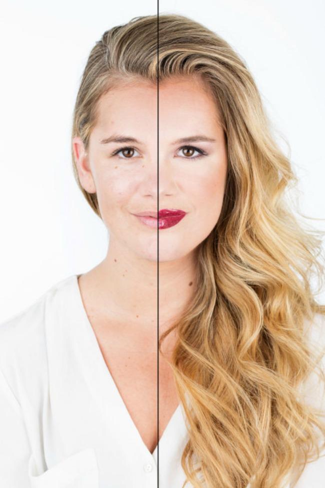 inspirativne fotografije lepota je u ocima posmatraca 7 Lepota: Neverovatna moć šminke