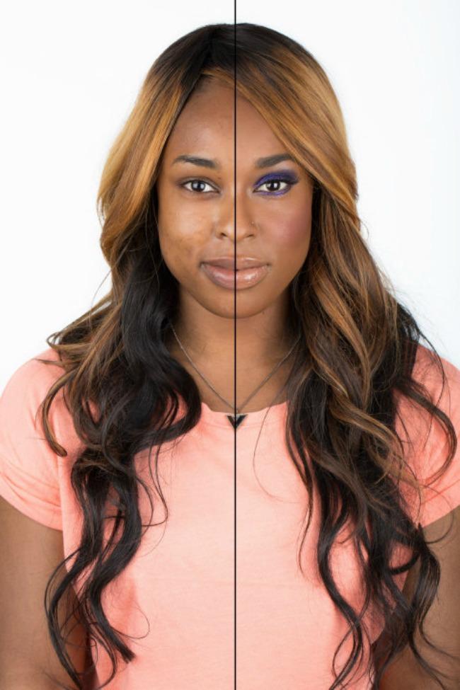inspirativne fotografije lepota je u ocima posmatraca 8 Lepota: Neverovatna moć šminke