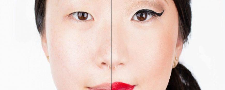 Lepota: Neverovatna moć šminke