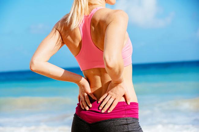 ispravite se Kako da se izborite sa bolom u leđima