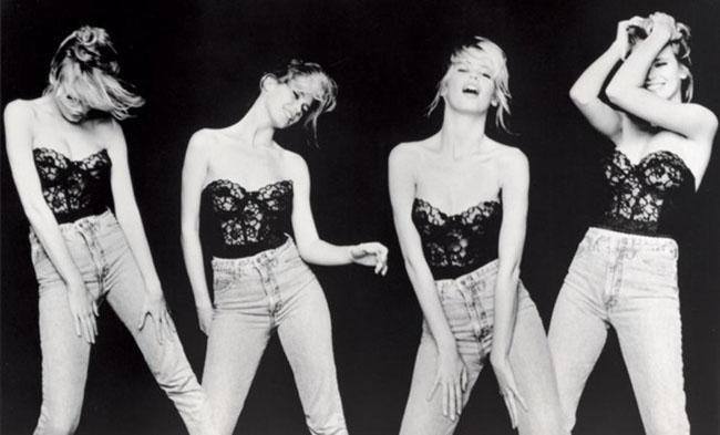 klaudija šifer Najbolji trenuci džinsa u istoriji pop kulture