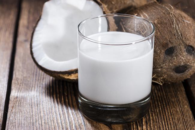 kokosovo mleko Hrana za mršavljenje