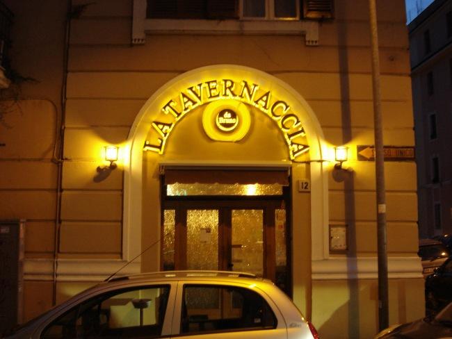 la tavernaccia Najbolji restorani Rima
