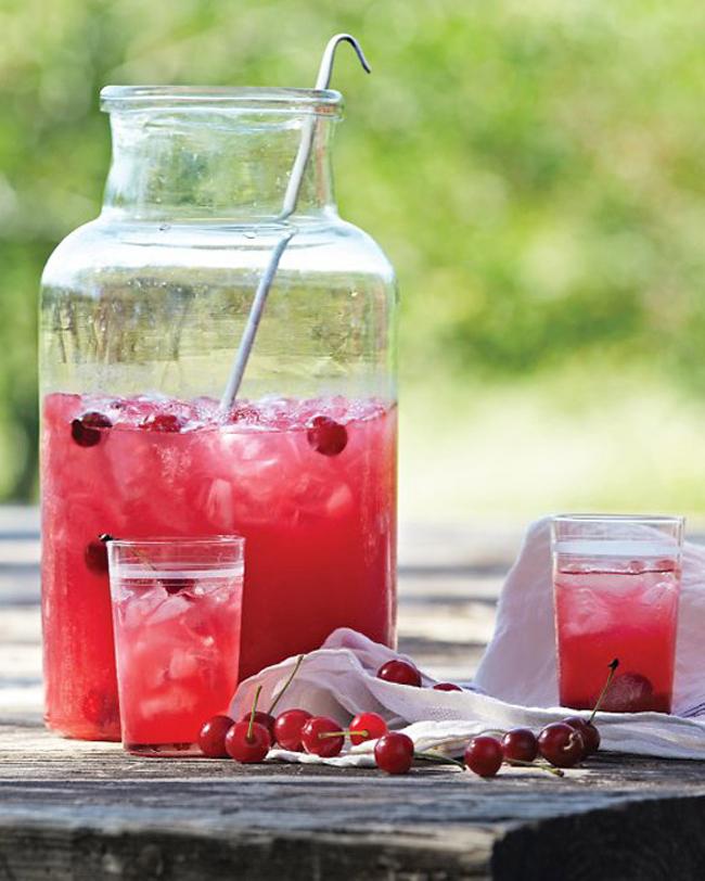 limunada sa visnjom Recepti za limunadu koje morate isprobati