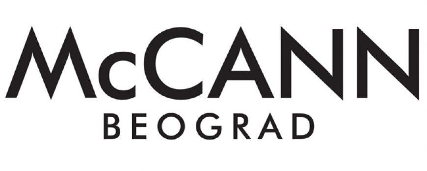 """""""McCann Beograd"""" najuspešnija agencija u regionu"""