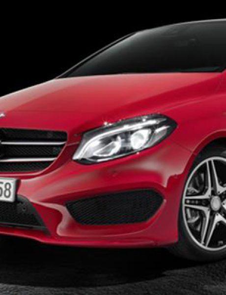 Mercedez-Benz izbacuje novu seriju automobila