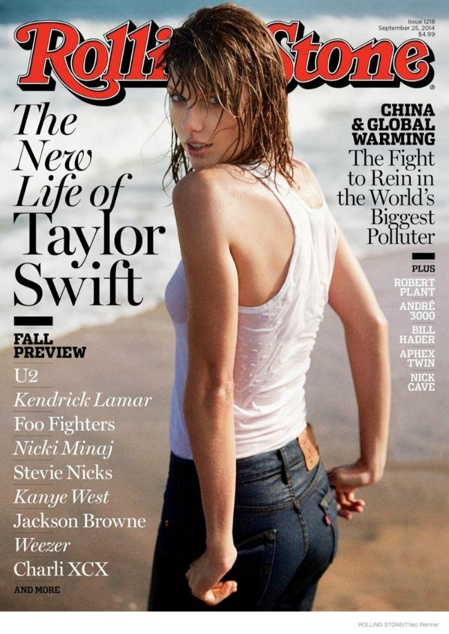 modne vesti kendal dzener versace i tejlor svift naslovnica rolling stone Modne vesti: Kendal Džener, Versace i Tejlor Svift