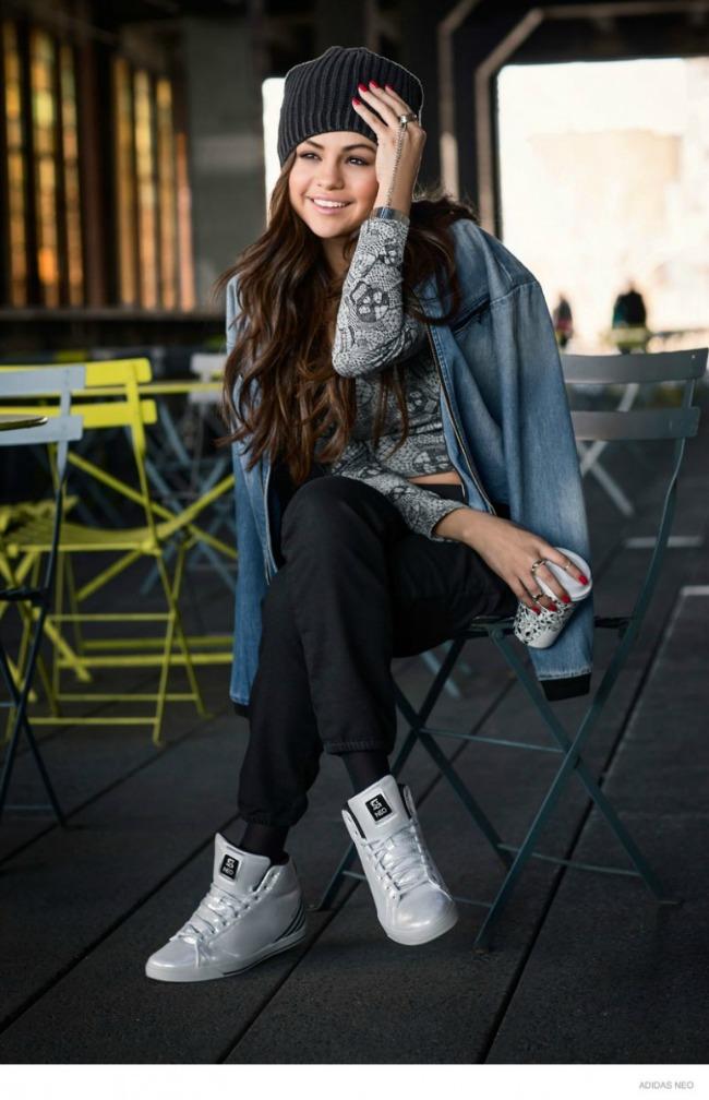 modne vesti selena gomez olivija palermo i ysl adidas neo Modne vesti: Selena Gomez, Olivija Palermo i YSL