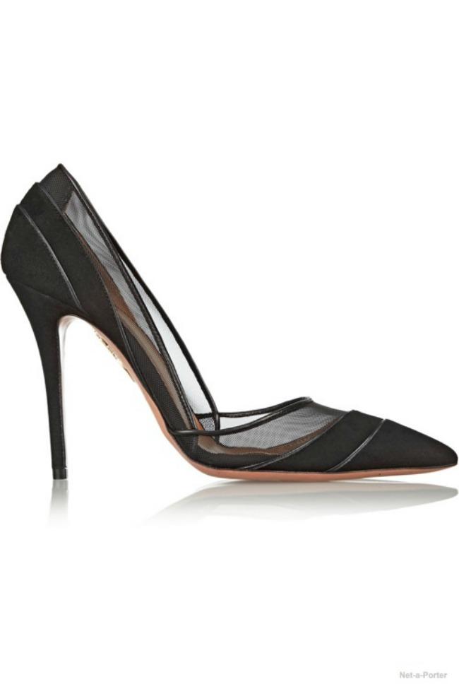 modne vesti selena gomez olivija palermo i ysl aquazzura kolekcija cipela Modne vesti: Selena Gomez, Olivija Palermo i YSL