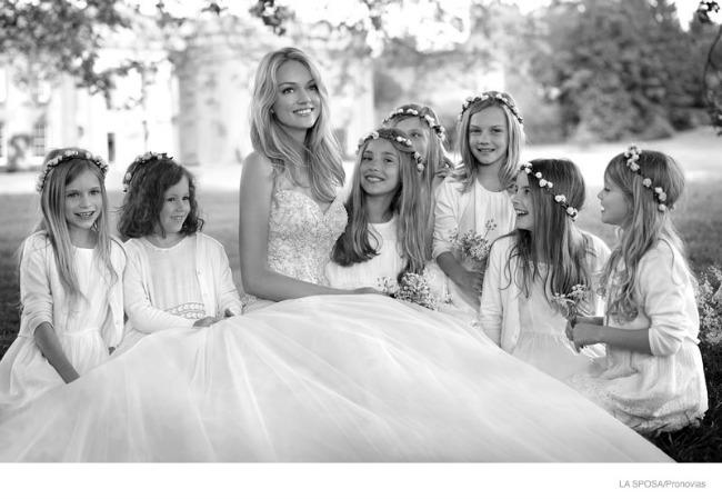 modne vesti tomi hilfiger la sposa i dona karan vencanice prolecna kolekcija Modne vesti: Tomi Hilfiger, La Sposa i Dona Karan