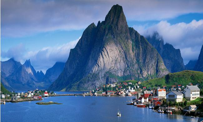 norveska Najbolje lokacije na koje možete otputovati sami