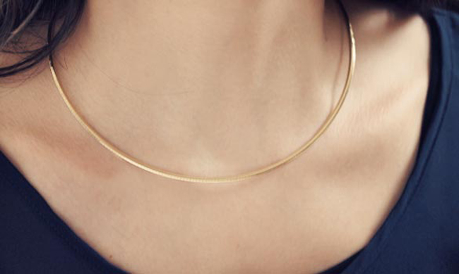 omega ogrlica Nakit za sva vremena