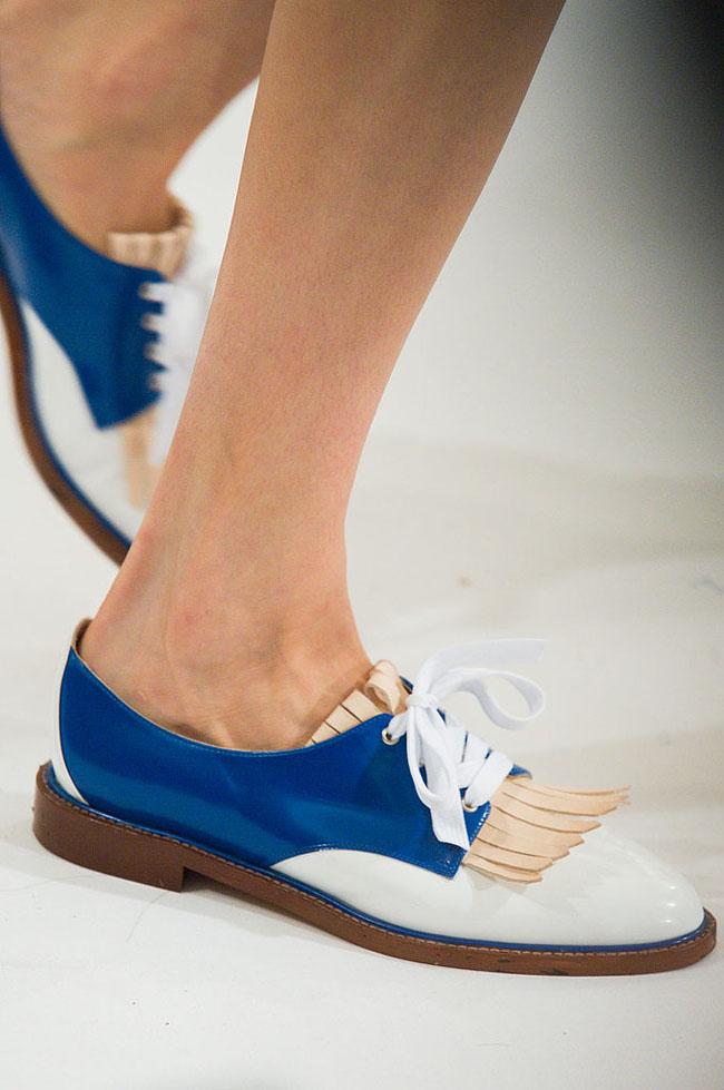 oskar de la renta Retrospektiva njujorške Nedelje mode: Najbolje cipele