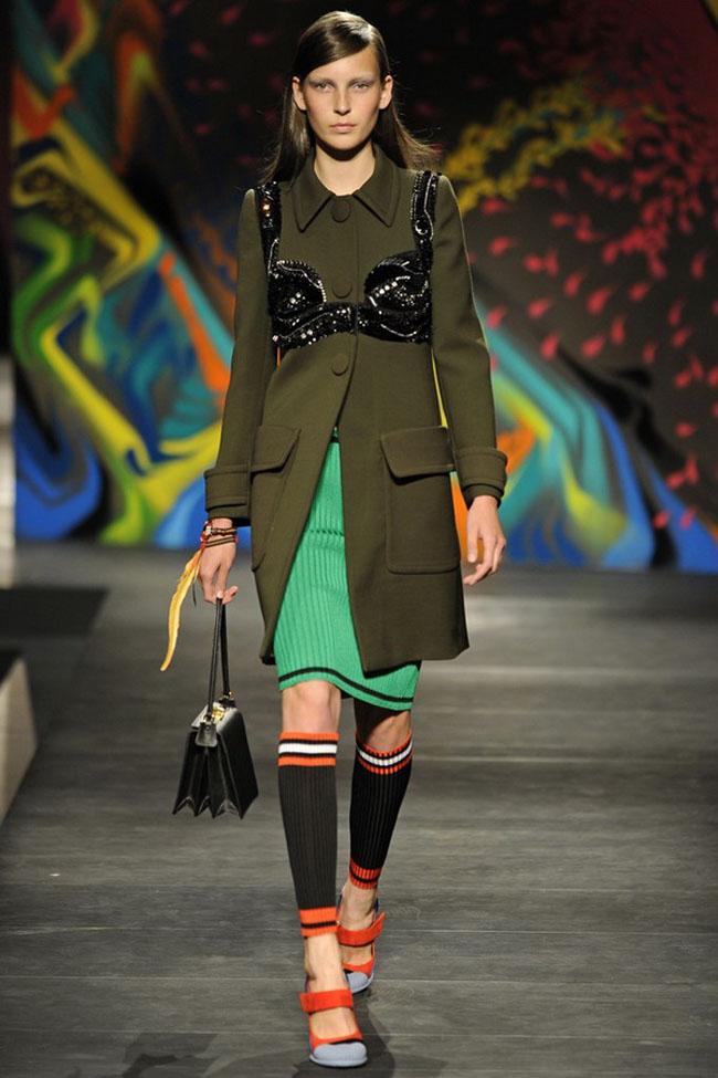 prada milano 10 trendova sa Nedelje mode u Milanu